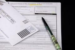 Geschäftshilfe Lizenzfreies Stockbild