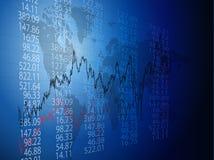 Geschäftshintergrund Stockfoto