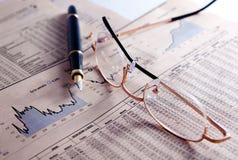 Geschäftshintergrund Stockfotos