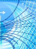 Geschäftshintergrund, Vektor Lizenzfreies Stockbild