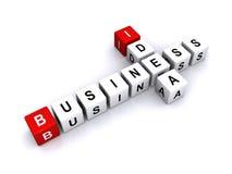 Geschäftsidee Lizenzfreies Stockbild