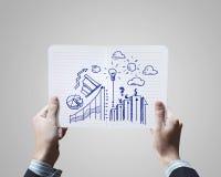 Geschäftsideen Stockbilder