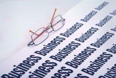 Geschäftsideen Lizenzfreies Stockbild