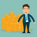 Geschäftsinvestoren Lizenzfreies Stockbild