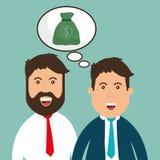 Geschäftsinvestoren Lizenzfreies Stockfoto