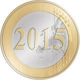 Geschäftsjahr Europa Lizenzfreie Abbildung