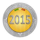 Geschäftsjahr Mexiko Stockbilder