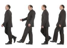Geschäftsjobsteps Lizenzfreies Stockfoto