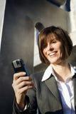 Geschäftskommunikation Lizenzfreie Stockfotos
