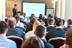 Geschäftskonferenz Lizenzfreie Stockfotografie