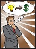 Geschäftskonzept Lizenzfreie Stockfotos