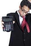 Geschäftskonzept: Bankrott Lizenzfreies Stockbild