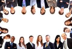 Geschäftskonzeptleute Stockfoto
