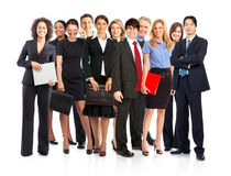 Geschäftsleute Stockbilder