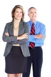 Geschäftsleute Lizenzfreie Stockfotos