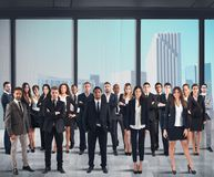 Geschäftsleute Arbeit Stockfotos