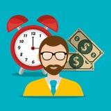 Geschäftsleute Arbeiten Lizenzfreies Stockfoto