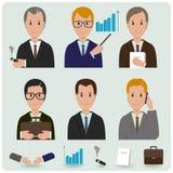 Geschäftsleute Team vektor abbildung