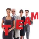 Geschäftsleute Team Stockbilder