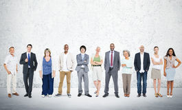 Geschäftsleute Team Connection Togetherness Concept Lizenzfreie Stockfotografie