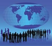 Geschäftsleute - Vektor Lizenzfreie Stockbilder