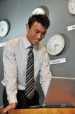 Geschäftslokal mit Borduhren 78 Lizenzfreie Stockfotografie