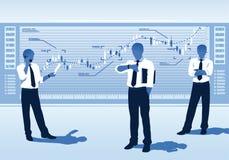 Geschäftsmänner Stockfotos