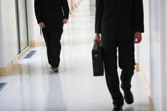Geschäftsmänner lizenzfreies stockfoto
