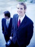 Geschäftsmänner lizenzfreie stockfotos
