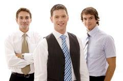 Geschäftsmänner Lizenzfreies Stockbild