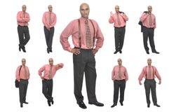 Geschäftsmänner lizenzfreie stockfotografie