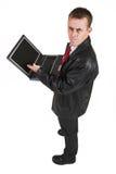 Geschäftsmann #15 stockfotografie