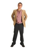 Geschäftsmann #215 Stockbild