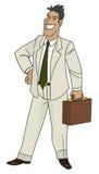 Geschäftsmann stock abbildung