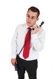 Geschäftsmann #45 Lizenzfreie Stockfotos