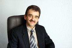 Geschäftsmann Lizenzfreies Stockfoto