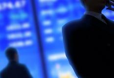 Geschäftsmann-Börse Lizenzfreie Stockfotografie