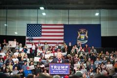 Geschäftsmann Donald Trump Lizenzfreies Stockfoto