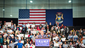 Geschäftsmann Donald Trump Lizenzfreie Stockbilder