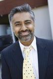 Geschäftsmann In Suit Stockfotografie