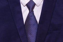Geschäftsmann Suit Lizenzfreies Stockfoto