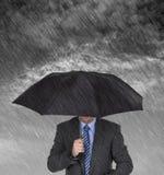 Geschäftsmannschützen Lizenzfreie Stockbilder