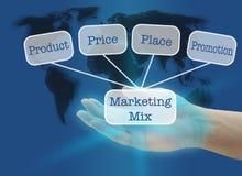 Geschäftsmarketing Lizenzfreies Stockbild