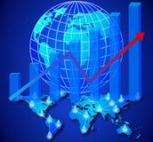 Geschäftsnetz vektor abbildung