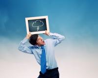 Geschäftsprobleme Lizenzfreie Stockfotografie