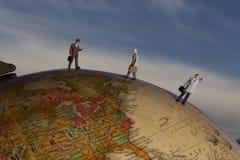 Geschäftsreisende Lizenzfreies Stockfoto