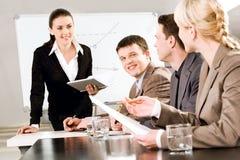 Geschäftsseminar