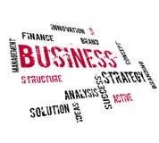 Geschäftsstrategie Stockfotos