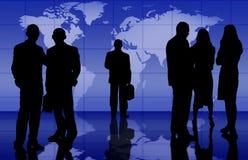 Geschäftsteam stock abbildung