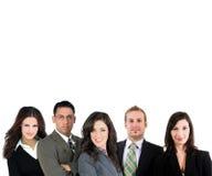 Geschäftsteam lizenzfreie stockfotos